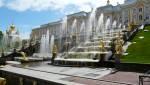 Peterhof in Russland