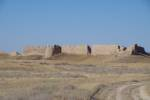Ruine Sauran in Kasachstan