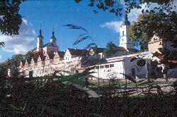 Das ehemalige Kloster in Wigry