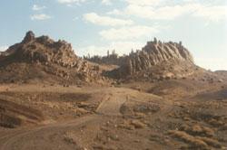 Im Hoggar-Gebirge