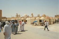 El Oued, die Stadt der 1000 Kuppeln