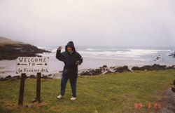 St. Finans Bay