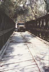 Eine normale Brücke