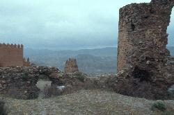 Festung in Tabernas