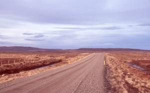 Die Ringstraße im Norden