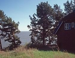 Schöner Blick auf die Ostsee