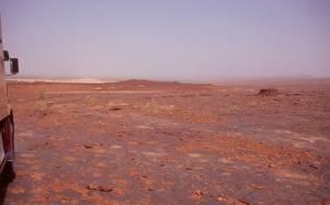 Auf dem Weg zu den Sahara-Krokodilen