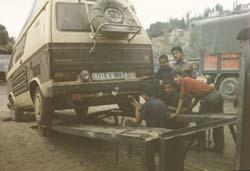 Auspuff-Reparatur in Bitlis