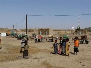 Wassertransport - Aufgabe der Kinder...