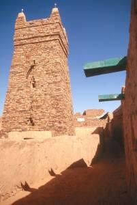 ...und dem typischen Minarett