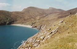 Achill Island - traumhafte Bucht