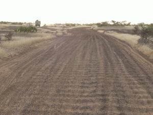 Der Weg nach Niafounke