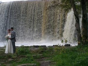 Ein beliebtes Motiv bei Hochzeiten