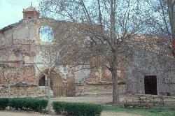 Das Kloster Monastario de Piedra