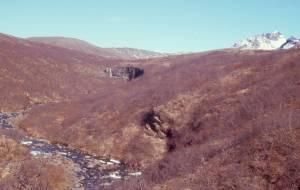 Auf dem Weg zum Svatifoss