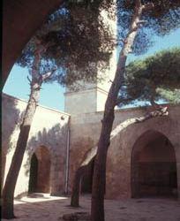 Der Innenhof der Zitadelle