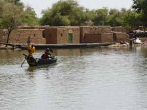 Der Niger...