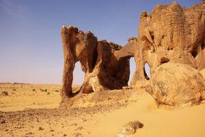 Spannende Exkursionen in den Felsen mit..