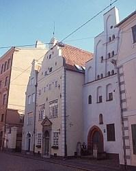 1950_Riga_Die_drei_Brueder