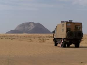 Zweitgrößter Monolith der Erde: Ben Amira