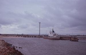 Hafen von Ventspils