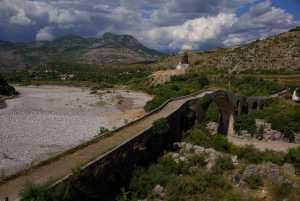 108m lange römische Mesi-Brücke