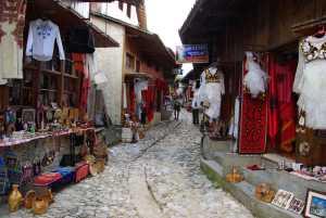 mittelalterlichen Bazar...