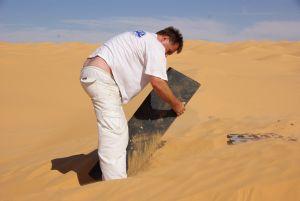 und AMR-Sandboards wurde mal notwendig.
