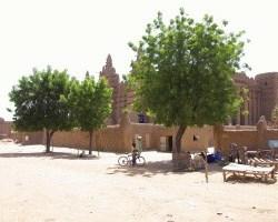 ... errichteten berühmten Moschee