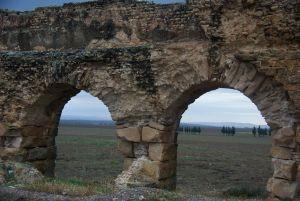 römischen 90km langen Wasserleitung...