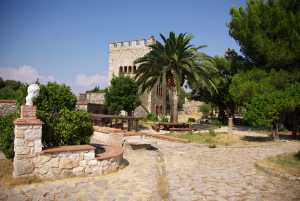 Die Venezianische Burg.