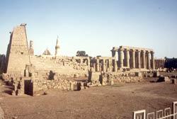 Tempel von Luxor