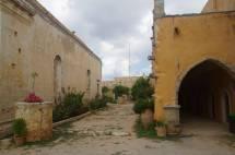Das Kloster Arkadiou...