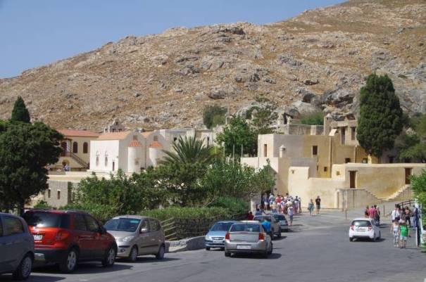 Kloster Moni Piso Preveli