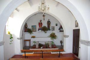 Die kleine Kapelle St.Michele.