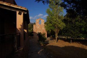 San Niccolo, bei Quirra ist die...