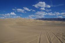 Endlich mal wieder Sand...