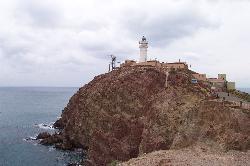 Der Leuchtturm am Cabo del Gata