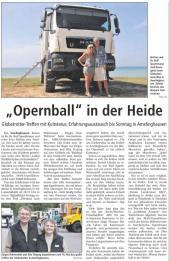 Landeszeitung Lueneburg vom 30.08.2014