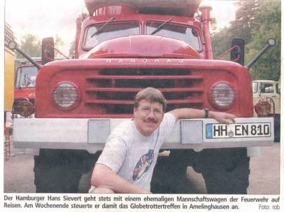 Landeszeitung Lueneburg 2005