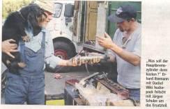 Landeszeitung Lueneburg 2004