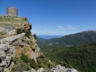 Beschwerlich ist der Aufstieg zum Tour de Seneque,...