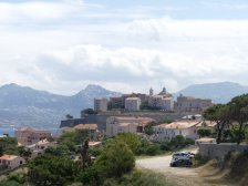 Calvi ist ein Standort der Fremdenlegionäre auf Korsika.