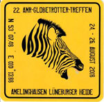 Aufkleber AMR-Treffen 2018