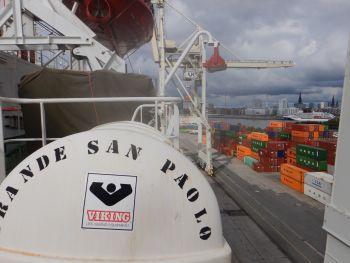 13.000 Kilometer Seetörn von Hamburg nach Montevideo