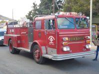 Immer wieder interessant - die Feuerwehrfahrzeuge...