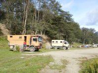 """Kleines """"AMR-Treffen"""" am Nationalpark"""