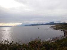 Der südlichste befahrbare Wegpunkt von Feuerland, das Cabo Segundo...