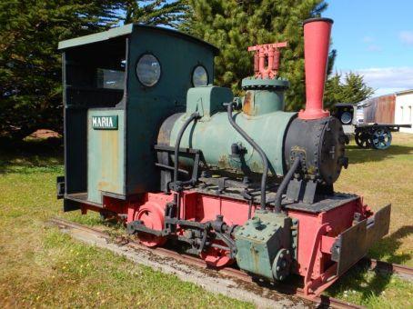 ...die Hanomag-Lok von 1910, ...