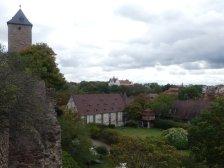 hat man vom Burgfried, ...